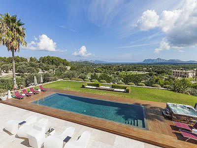 Image 2 | 6 bedroom villa for sale with 5.26 hectares of land, Pollenca, Northern Mallorca, Mallorca 204136