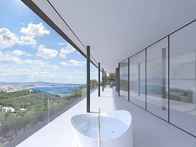Image 1 | 4 bedroom villa for sale with 0.32 hectares of land, Genova, Palma Area, Mallorca 204137
