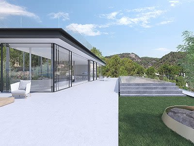 Image 5 | 4 bedroom villa for sale with 0.32 hectares of land, Genova, Palma Area, Mallorca 204137