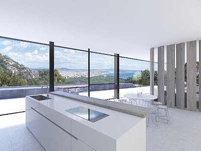 Image 7 | 4 bedroom villa for sale with 0.32 hectares of land, Genova, Palma Area, Mallorca 204137