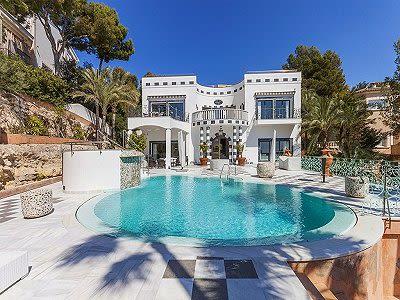 Image 1 | 5 bedroom villa for sale, Bendinat, South Western Mallorca, Mallorca 204138