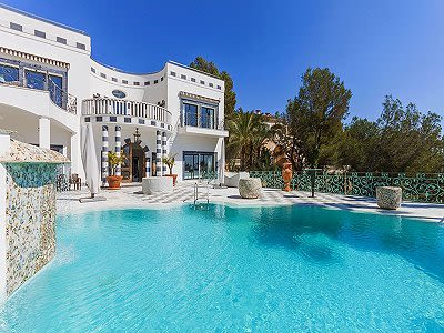 Image 2 | 5 bedroom villa for sale, Bendinat, South Western Mallorca, Mallorca 204138