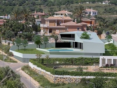 Image 1 | 4 bedroom villa for sale with 1,450m2 of land, Porto de Mos, Western Algarve, Algarve 204144