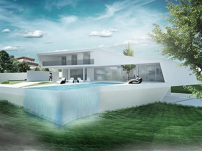 Image 2 | 4 bedroom villa for sale with 1,450m2 of land, Porto de Mos, Western Algarve, Algarve 204144