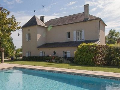 Image 1 | 5 bedroom house for sale with 1.57 hectares of land, Verteillac, Dordogne , Dordogne Perigord Vert 204175