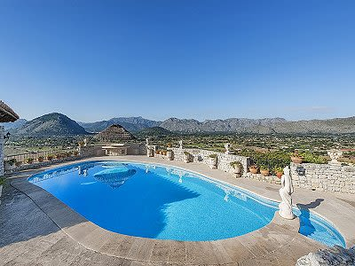 Image 10 | 4 bedroom villa for sale with 6 hectares of land, Pollenca, Northern Mallorca, Mallorca 204190