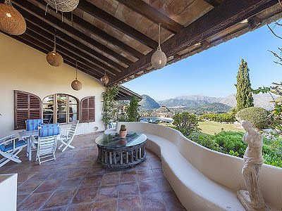 Image 11 | 4 bedroom villa for sale with 6 hectares of land, Pollenca, Northern Mallorca, Mallorca 204190