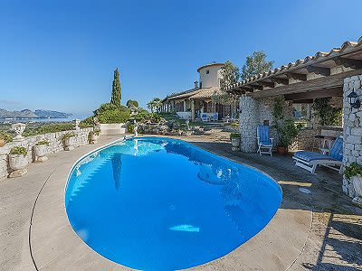 Image 2 | 4 bedroom villa for sale with 6 hectares of land, Pollenca, Northern Mallorca, Mallorca 204190