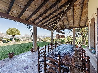 Image 7 | 4 bedroom villa for sale with 6 hectares of land, Pollenca, Northern Mallorca, Mallorca 204190