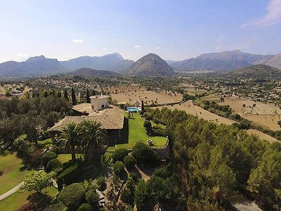 Image 8 | 4 bedroom villa for sale with 6 hectares of land, Pollenca, Northern Mallorca, Mallorca 204190