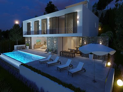 Image 3 | 5 bedroom villa for sale with 1,352m2 of land, Costa de la Calma, South Western Mallorca, Mallorca 204194