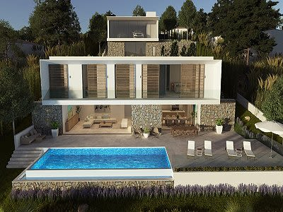 Image 5 | 5 bedroom villa for sale with 1,352m2 of land, Costa de la Calma, South Western Mallorca, Mallorca 204194