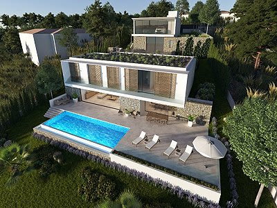 Image 6 | 5 bedroom villa for sale with 1,352m2 of land, Costa de la Calma, South Western Mallorca, Mallorca 204194