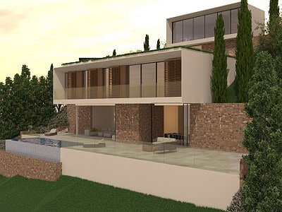 Image 8 | 5 bedroom villa for sale with 1,352m2 of land, Costa de la Calma, South Western Mallorca, Mallorca 204194