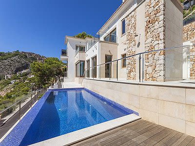 Image 3 | 6 bedroom villa for sale with 1,223m2 of land, Puerto Andratx, Andratx, South Western Mallorca, Mallorca 204195