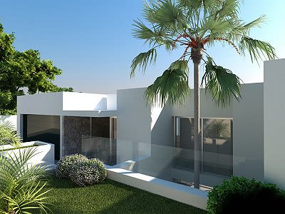 Image 3 | 4 bedroom villa for sale with 1,010m2 of land, Costa d'en Blanes, South Western Mallorca, Mallorca 204196
