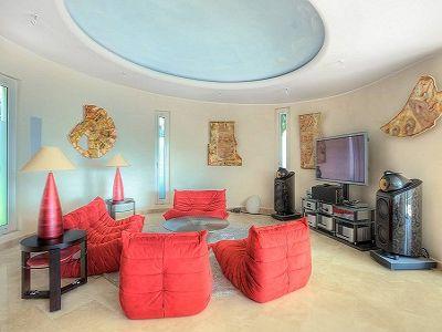 Image 6 | 4 bedroom villa for sale with 1,844m2 of land, Le Cap, Saint Jean Cap Ferrat, St Jean Cap Ferrat, French Riviera 204223