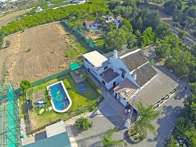 Image 1 | 8 bedroom farmhouse for sale with 1.9 hectares of land, Alora, Malaga Costa del Sol, Andalucia 204287