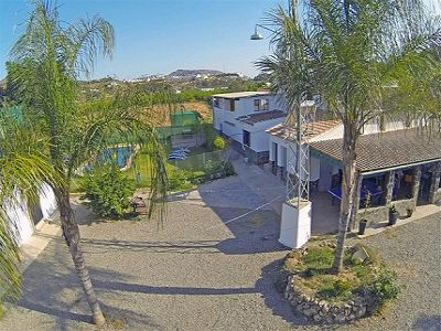 Image 2 | 8 bedroom farmhouse for sale with 1.9 hectares of land, Alora, Malaga Costa del Sol, Andalucia 204287