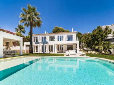 Image 1 | 4 bedroom villa for sale with 1,246m2 of land, Bendinat, South Western Mallorca, Mallorca 204322