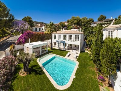 Image 18 | 4 bedroom villa for sale with 1,246m2 of land, Bendinat, South Western Mallorca, Mallorca 204322