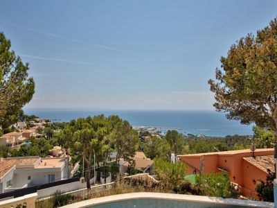 Image 3 | 4 bedroom villa for sale with 1,245m2 of land, Costa d'en Blanes, South Western Mallorca, Mallorca 204353