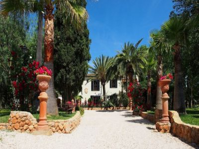 Image 1 | 5 bedroom villa for sale with 4 hectares of land, Binissalem, Central Mallorca, Mallorca 204356