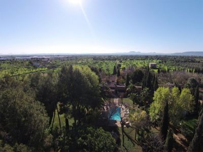Image 6 | 5 bedroom villa for sale with 4 hectares of land, Binissalem, Central Mallorca, Mallorca 204356