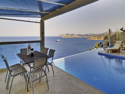 Image 1 | 4 bedroom villa for sale with 822m2 of land, Port Adriano, South Western Mallorca, Mallorca 204357