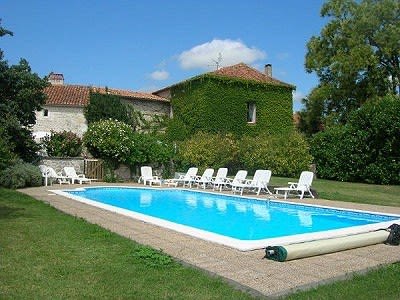 Image 2 | 9 bedroom house for sale with 6.36 hectares of land, Verteillac, Dordogne , Dordogne Perigord Vert 204499