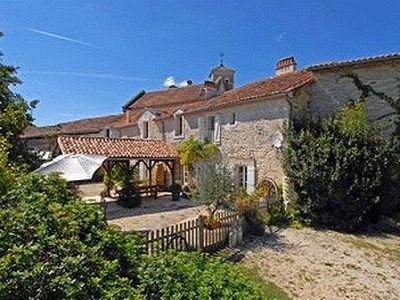 Image 4 | 9 bedroom house for sale with 6.36 hectares of land, Verteillac, Dordogne , Dordogne Perigord Vert 204499