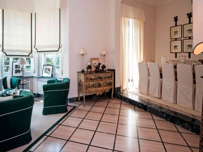 Image 13 | Superb Victorian Villa in Alassio for sale with spectacular Mediterranean views. 204507