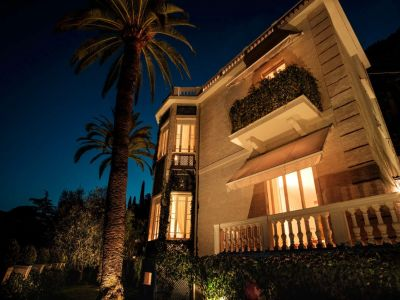 Image 29 | Superb Victorian Villa in Alassio for sale with spectacular Mediterranean views. 204507
