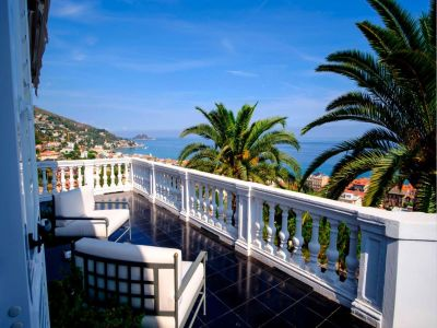 Image 3 | Superb Victorian Villa in Alassio for sale with spectacular Mediterranean views. 204507