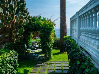 Image 5 | Superb Victorian Villa in Alassio for sale with spectacular Mediterranean views. 204507