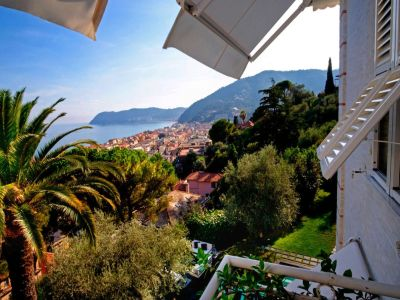 Image 6 | Superb Victorian Villa in Alassio for sale with spectacular Mediterranean views. 204507