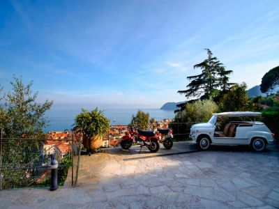 Image 7 | Superb Victorian Villa in Alassio for sale with spectacular Mediterranean views. 204507