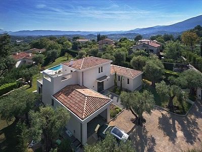 Image 2 | 3 bedroom villa for sale with 0.29 hectares of land, Opio, Grasse, French Riviera 204553