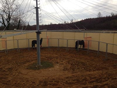 Image 8 | Equestrian Estate with 10 Bedroom Suites, Mini 4* Hotel for sale in Croatia, includes horses and tack 204983