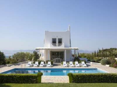 Image 2 | Superb Villa for Sale in Loutraki, Corinthia Geece with 8 Bedrooms 205075