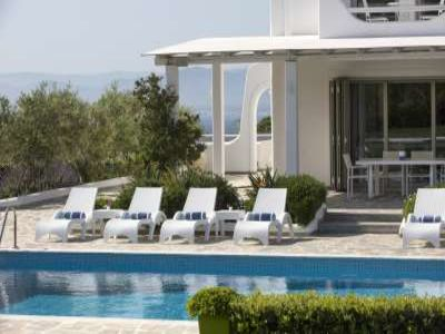 Image 3 | Superb Villa for Sale in Loutraki, Corinthia Geece with 8 Bedrooms 205075