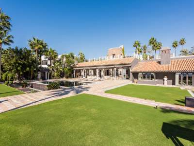 Image 1 | 6 bedroom villa for sale with 25.3 hectares of land, Los Monteros, Marbella, Malaga Costa del Sol, Andalucia 205591