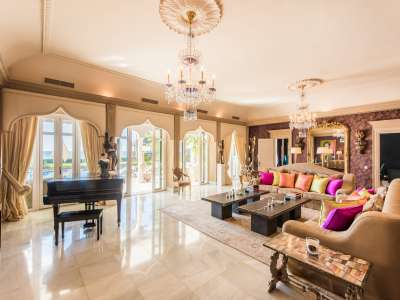Image 6 | 6 bedroom villa for sale with 25.3 hectares of land, Los Monteros, Marbella, Malaga Costa del Sol, Andalucia 205591