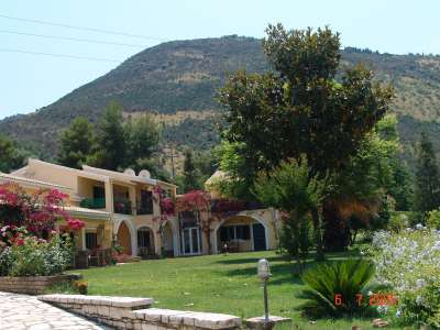 Image 1   6 bedroom villa for sale with 0.51 hectares of land, Corfu, Ionian Islands 205595