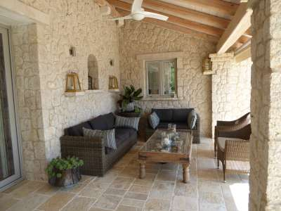 Image 11   5 bedroom villa for sale with 0.48 hectares of land, Nisaki, Corfu, Ionian Islands 205606