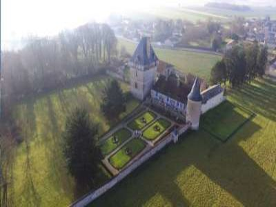 Image 1 | 5 bedroom French chateau for sale with 21 hectares of land, Poitiers, Vienne , Poitou-Charentes 205629