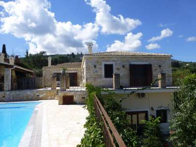 Image 2 | 5 bedroom villa for sale with 0.4 hectares of land, Kassiopi, Corfu, Ionian Islands 205693
