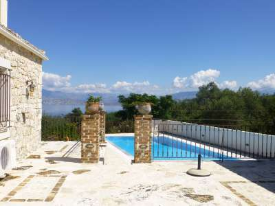 Image 4 | 5 bedroom villa for sale with 0.4 hectares of land, Kassiopi, Corfu, Ionian Islands 205693