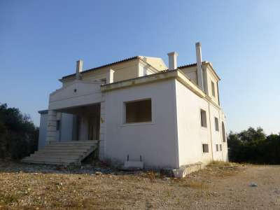 Image 1 | 3 bedroom villa for sale with 0.36 hectares of land, Kommeno, Corfu, Ionian Islands 205695