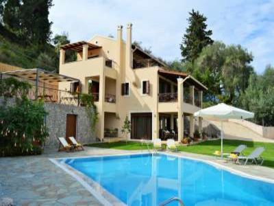 Image 1 | 5 bedroom villa for sale with 0.23 hectares of land, Gouvia, Corfu, Ionian Islands 205701
